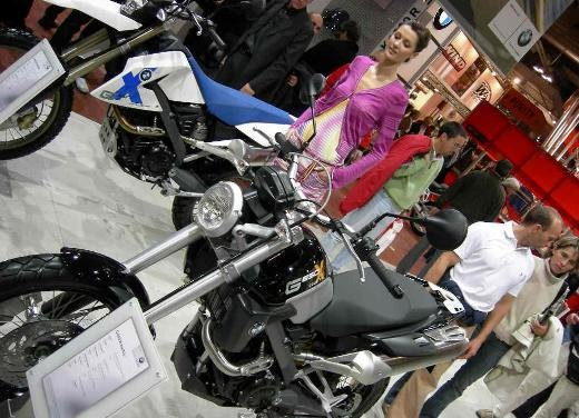 BMW all'EICMA 2006 - Foto 11 di 13