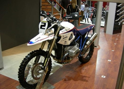 BMW all'EICMA 2006 - Foto 12 di 13