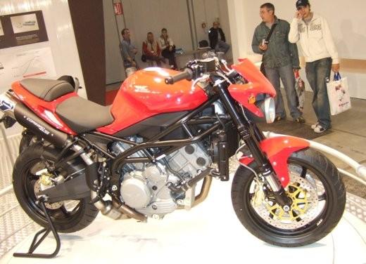 Moto Morini all'EICMA 2006 - Foto 2 di 16