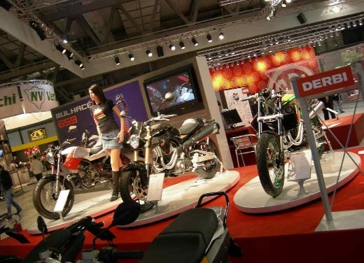 Derbi all'EICMA 2006 - Foto 5 di 14