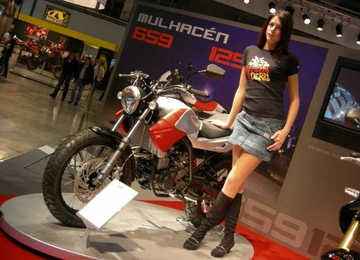 Derbi all'EICMA 2006 - Foto 6 di 14
