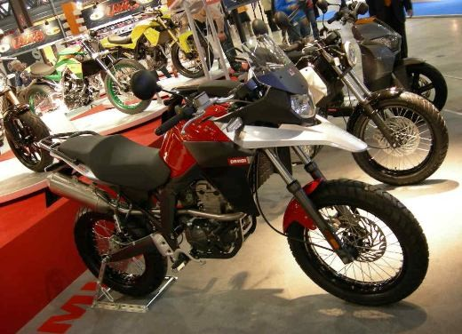 Derbi all'EICMA 2006 - Foto 7 di 14