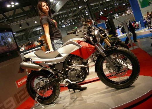 Derbi all'EICMA 2006 - Foto 8 di 14