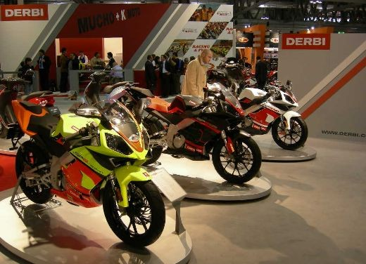 Derbi all'EICMA 2006 - Foto 9 di 14