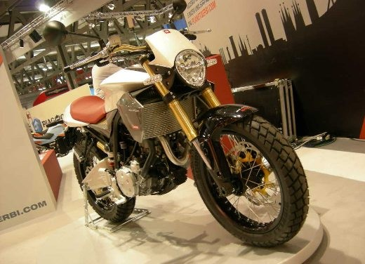 Derbi all'EICMA 2006 - Foto 10 di 14
