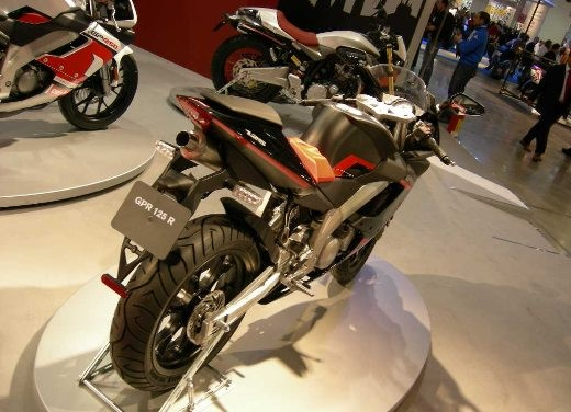 Derbi all'EICMA 2006 - Foto 11 di 14