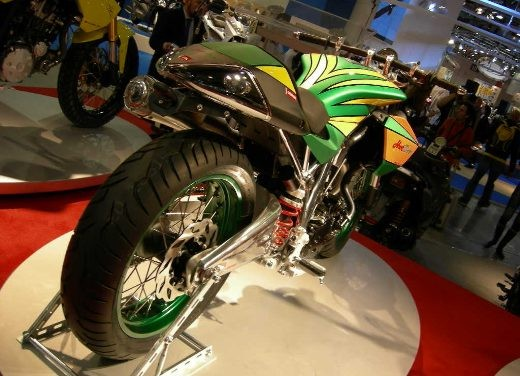 Derbi all'EICMA 2006 - Foto 12 di 14