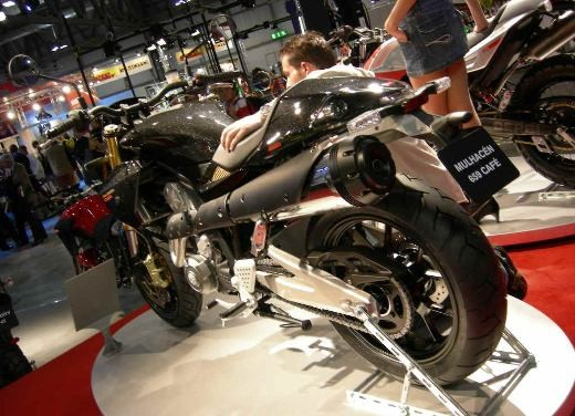 Derbi all'EICMA 2006 - Foto 13 di 14