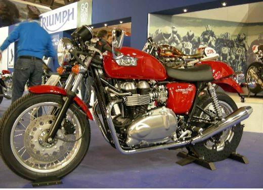 Triumph all'EICMA 2006
