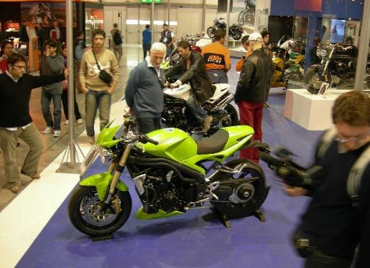 Triumph all'EICMA 2006 - Foto 7 di 18