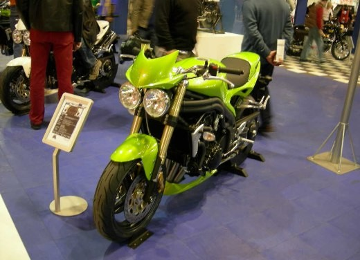 Triumph all'EICMA 2006 - Foto 8 di 18