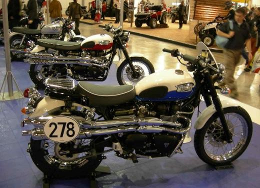 Triumph all'EICMA 2006 - Foto 11 di 18