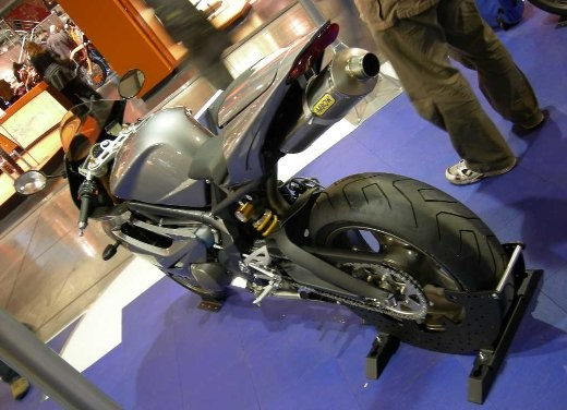 Triumph all'EICMA 2006 - Foto 17 di 18