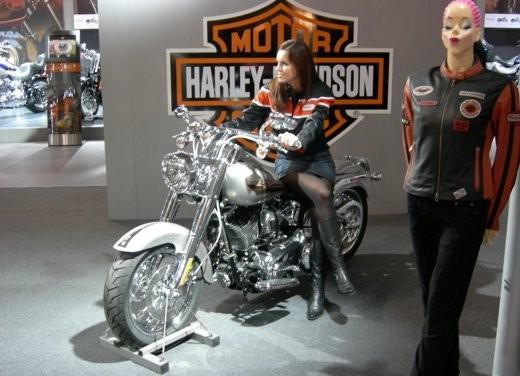Harley Davidson all'EICMA 2006 - Foto 2 di 14