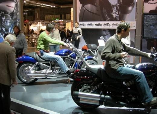 Harley Davidson all'EICMA 2006 - Foto 7 di 14