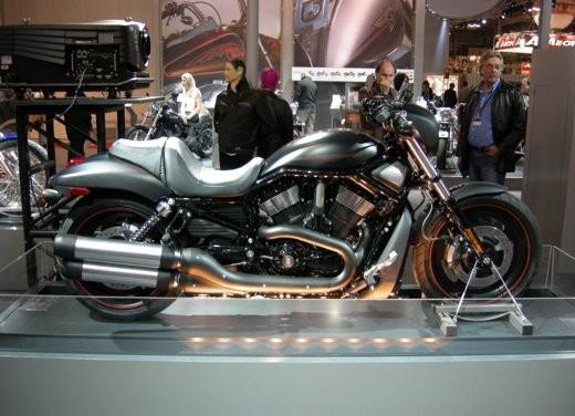 Harley Davidson all'EICMA 2006 - Foto 8 di 14