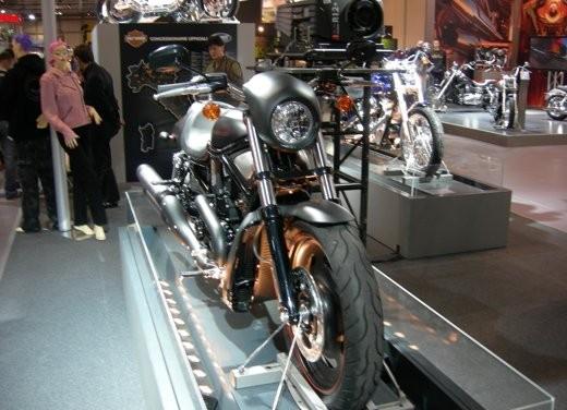 Harley Davidson all'EICMA 2006 - Foto 9 di 14