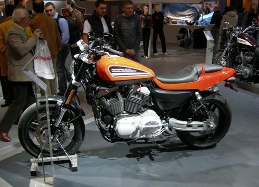 Harley Davidson all'EICMA 2006 - Foto 10 di 14