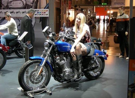Harley Davidson all'EICMA 2006 - Foto 11 di 14