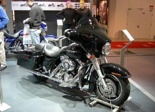 Harley Davidson all'EICMA 2006 - Foto 13 di 14