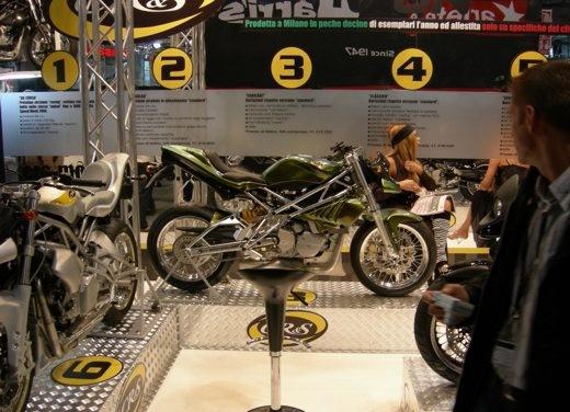 CR&S all'EICMA 2006 - Foto 7 di 8