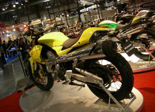 Video Derbi all'EICMA 2006