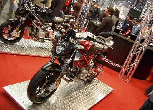 Video Bimota all'EICMA 2006