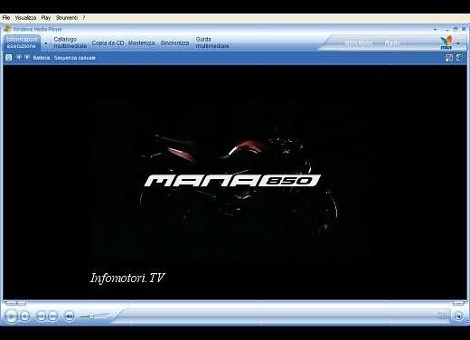Video Aprilia Mana 850 - Foto  di