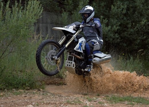 BMW G 650 X Country – Long Test Ride - Foto 23 di 31