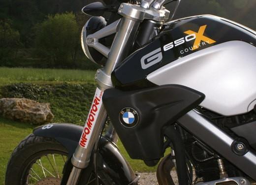 BMW G 650 X Country – Long Test Ride - Foto 8 di 31