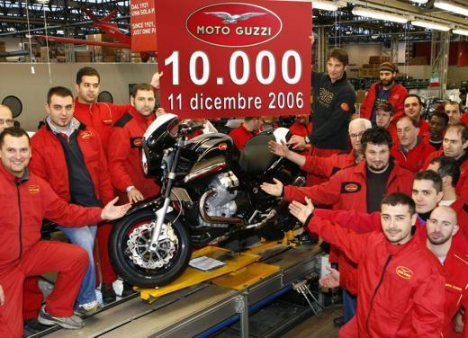 Ultimissime: Moto Guzzi 1200 Sport