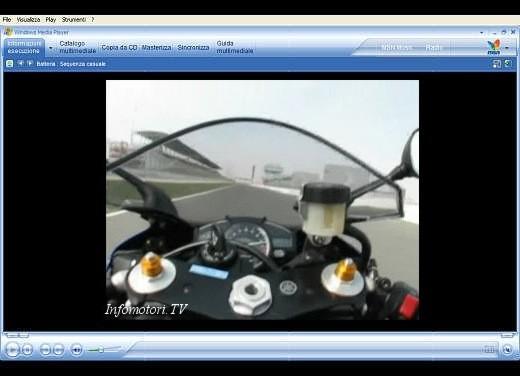 Video Yamaha R1 M.Y. 2007 - Foto  di