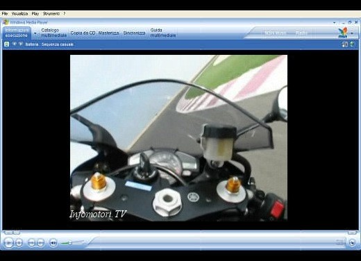 Yamaha R1 M.Y. 2007 – Video - Foto 6 di 10