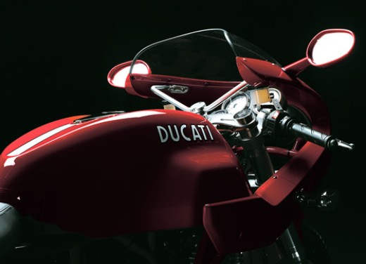 Ducati Sport 1000 e 1000S Biposto - Foto 10 di 11