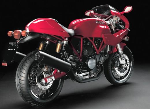 Ducati Sport 1000 e 1000S Biposto - Foto 11 di 11