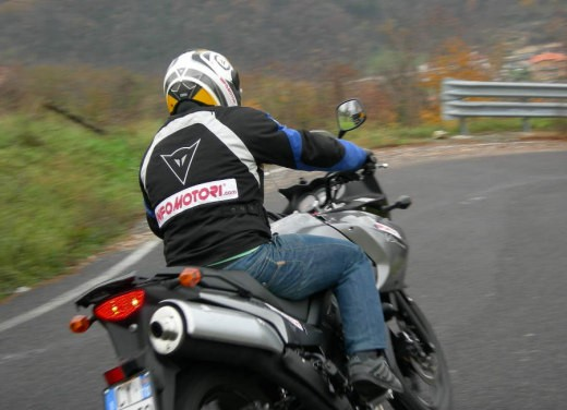 Suzuki V-Strom DL 650 – Long Test - Foto 5 di 36