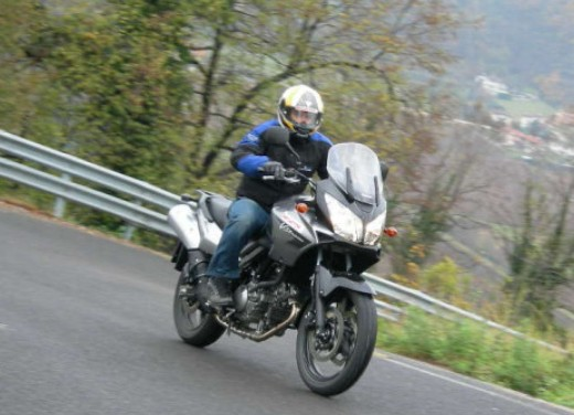Suzuki V-Strom DL 650 – Long Test - Foto 7 di 36