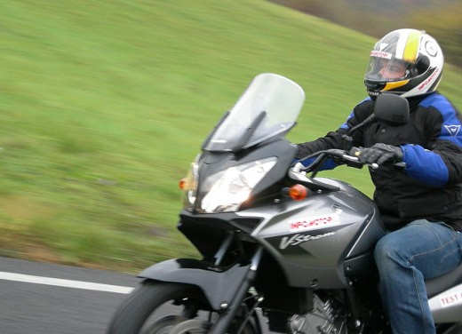 Suzuki V-Strom DL 650 – Long Test - Foto 14 di 36