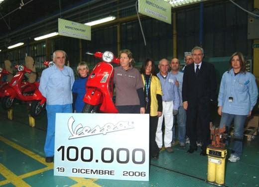 100.000 Vespa nel 2006 - Foto 7 di 16