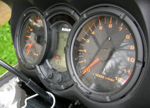 Suzuki V-Strom DL 650 – Long Test - Foto 7 di 37