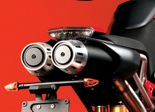 Ducati Hypermotard 1100 - Foto 9 di 28