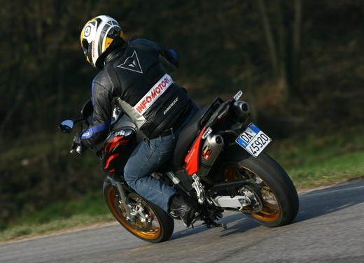 Aprilia Pegaso Factory – Test Ride - Foto 9 di 25