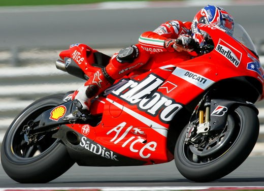 Moto GP – Test Qatar - Foto 8 di 11