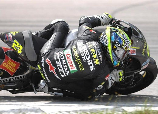 Moto GP – Test Qatar - Foto 10 di 11