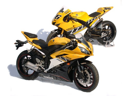Yamaha R6 Limited Edition - Foto 4 di 12