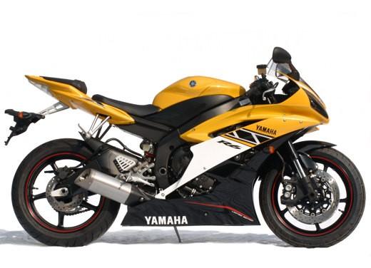 Yamaha R6 Limited Edition - Foto 5 di 12