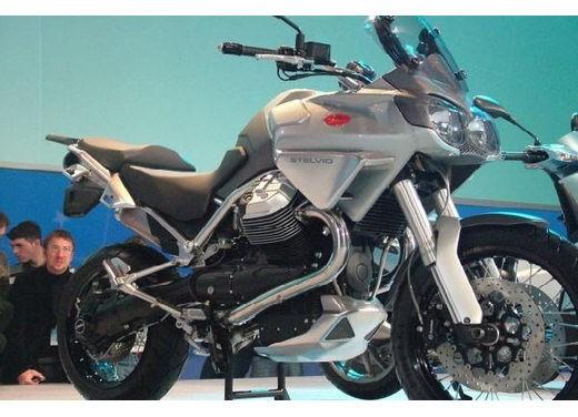 Moto Guzzi Stelvio 1200 - Foto 8 di 18
