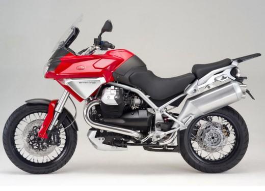 Moto Guzzi Stelvio 1200 - Foto 17 di 18