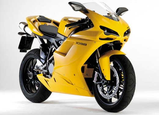 Ducati 1098 - Foto 1 di 12