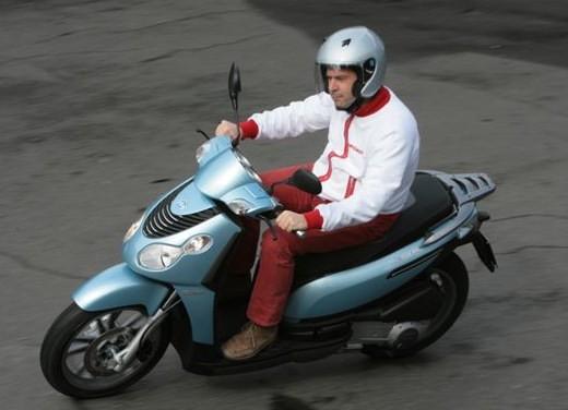 Piaggio Carnaby 125/200 – Test Ride - Foto 10 di 16